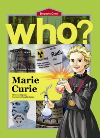 Who? Marie Curie (Book+Audio CD)