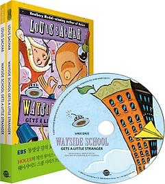 "<font title=""Wayside School Gets a Little Stranger 웨이사이드 스쿨 시리즈 3"">Wayside School Gets a Little Stranger 웨...</font>"