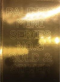 "<font title=""Palette Mini Series 03 Gold & Silver (Paperback)"">Palette Mini Series 03 Gold & Silver (Pa...</font>"