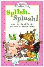 Splish, Splash! Set - I Can Read, My First (Paperback+ CD)