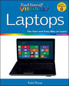 """<font title=""""Teach Yourself Visually Laptops (Paperback / 2nd Ed.)"""">Teach Yourself Visually Laptops (Paperba...</font>"""