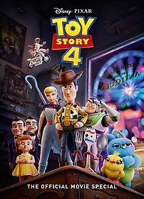 """<font title=""""Toy Story 4: The Official Movie Special (Hardcover)"""">Toy Story 4: The Official Movie Special ...</font>"""