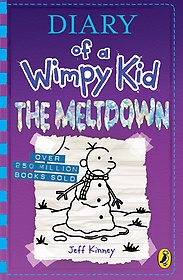 "<font title=""Diary of a Wimpy Kid #13 : The Meltdown (Paperback/ 영국판)"">Diary of a Wimpy Kid #13 : The Meltdown ...</font>"