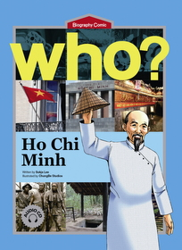 Who? Ho Chi Minh (Book+Audio CD)