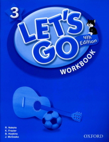 Let's Go 3 (4th Edition) : Workbook