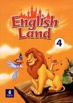 English Land 4 (VHS/ 교재별매)