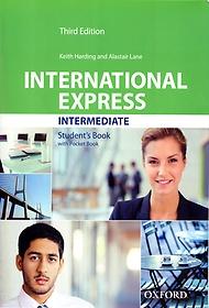 "<font title=""International Express (Package, 3 edition)"">International Express (Package, 3 editio...</font>"