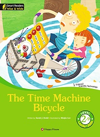The Time Machine Bicycle (영문판)