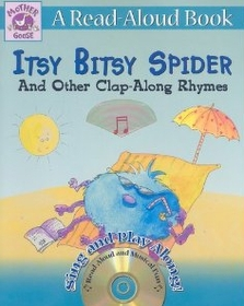 "<font title=""Itsy Bitsy Spider and Other Clap-Along Rhymes (Paperback)"">Itsy Bitsy Spider and Other Clap-Along R...</font>"