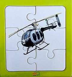 헬리콥터 (6조각)