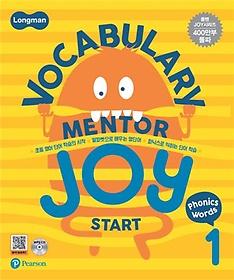 Longman Vocabulary Mentor Joy Start 1