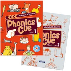 Phonics Cue 1 Set (Student Book+ Workbook+ CD)