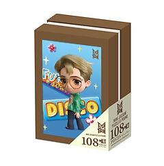 타이니탄 액자퍼즐 108피스 - 지민