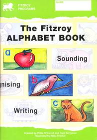 The Fitzroy Alphabet Book (Paperback)