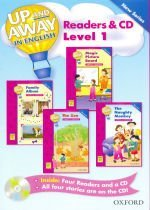 "<font title=""Up and Away in english Readers & CD 1 (Pack)"">Up and Away in english Readers & CD 1 (P...</font>"