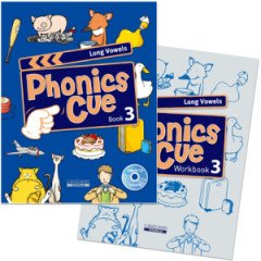 Phonics Cue 3 Set (Student Book+ Workbook+ CD)