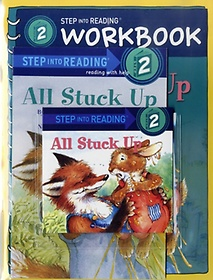 """<font title=""""All Stuck Up : Step Into Reading Step 2 (Book+Workbook+CD)"""">All Stuck Up : Step Into Reading Step 2 ...</font>"""