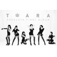 Ƽ�ƶ�(T-ara) 1�� - Absolute First Album
