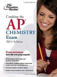 """<font title=""""Cracking the Ap Chemistry Exam 2011 (Paperback)"""">Cracking the Ap Chemistry Exam 2011 (Pap...</font>"""
