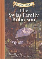 """<font title=""""[한정판매] The Swiss Family Robinson (Hardcover)"""">[한정판매] The Swiss Family Robinson (Ha...</font>"""