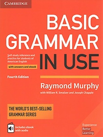 Basic Grammar in Use Student's Book With Answers and Interactive Ebook (Paperback / 4th Ed.)