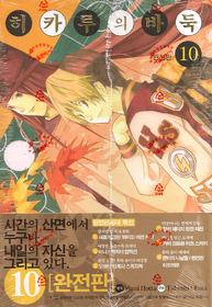 히카루의 바둑 완전판 10