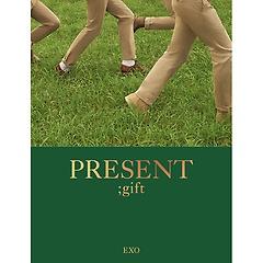 엑소(EXO) - PRESENT ; gift [화보집]