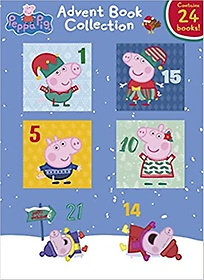 """<font title=""""Peppa Pig: Advent Book Collection (Paperback)"""">Peppa Pig: Advent Book Collection (Paper...</font>"""