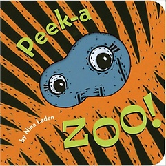 Peek-a-zoo! (Board Book)