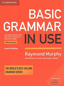 Basic Grammar in Use Student's Book With Answers (Paperback / 4th Ed.)