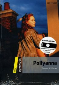 "<font title=""Dominoes 1 : Polyanna (Paperback + MultiROM)"">Dominoes 1 : Polyanna (Paperback + Multi...</font>"