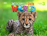 "<font title=""Welcome to Our World 3: Activity Book with Audio CD (Paperback+Audio CD)"">Welcome to Our World 3: Activity Book wi...</font>"