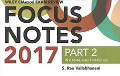 "<font title=""Wiley Ciaexcel Exam Review 2017 Focus Notes (Paperback / 2nd Ed.)"">Wiley Ciaexcel Exam Review 2017 Focus No...</font>"