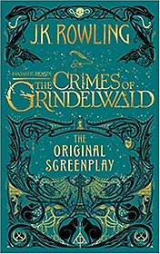 Fantastic Beasts - the Crimes of Grindelwald (Hardcover/ 미국판)