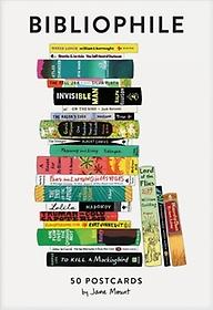 Bibliophile: 50 Postcards (Card Book)