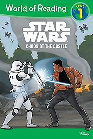 """<font title=""""Star Wars: Chaos at the Castle (Paperback)"""">Star Wars: Chaos at the Castle (Paperbac...</font>"""