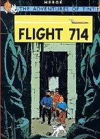 Flight 714 (Paperback)