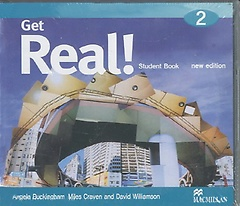 "<font title=""Get Real 2 - Class Audio CD:2 (교재별매/ New Edition)"">Get Real 2 - Class Audio CD:2 (교재별매/...</font>"