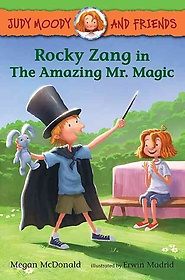 """<font title=""""Judy Moody and Friends: Rocky Zang in the Amazing Mr. Magic (Paperback)"""">Judy Moody and Friends: Rocky Zang in th...</font>"""
