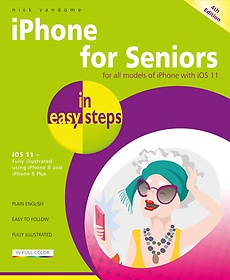 "<font title=""iPhone for Seniors in Easy Steps (Paperback / 4th Ed.)"">iPhone for Seniors in Easy Steps (Paperb...</font>"