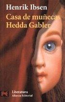 """<font title=""""Casa De Munecas Hedda Gabler / Doll House Hedda Gabler (Paperback / Translated) - Spanish Edition"""">Casa De Munecas Hedda Gabler / Doll Hous...</font>"""