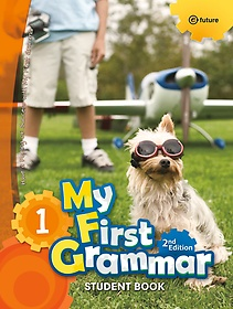 "<font title=""My First Grammar 1: Student Book (Paperback/ 2nd Edition)"">My First Grammar 1: Student Book (Paperb...</font>"
