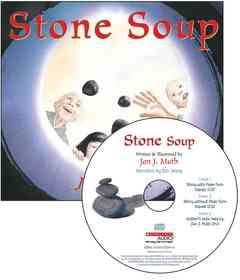 Stone Soup (Paperback+Audio CD)