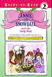 """<font title=""""Annie and Snowball and the Cozy Nest (Paperback)"""">Annie and Snowball and the Cozy Nest (Pa...</font>"""