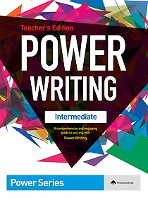"<font title=""파워 라이팅 인터미디에이트 Power Writing Intermediate - Teacher"