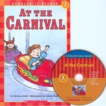 At the Carnival - Scholastic Hello Reader CD Set 1-1 (Paperback+Audio CD)