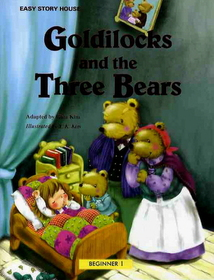 Goldilocks and the Three Bears CD 세트