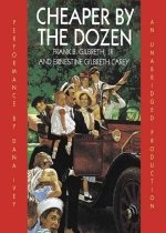 Cheaper by the Dozen (CD/ 도서별매)