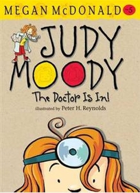 """<font title=""""Judy Moody #5: The Doctor is In (Paperback/ 영국판)"""">Judy Moody #5: The Doctor is In (Paperba...</font>"""