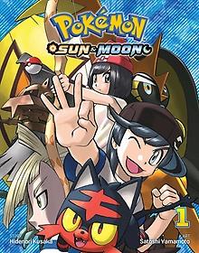 Pok?on Sun & Moon 1 (Paperback)